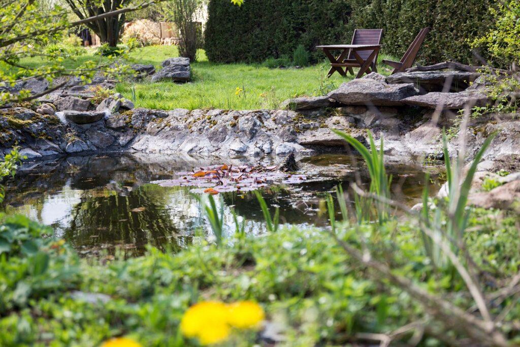 Zahrada Glamping Mileč